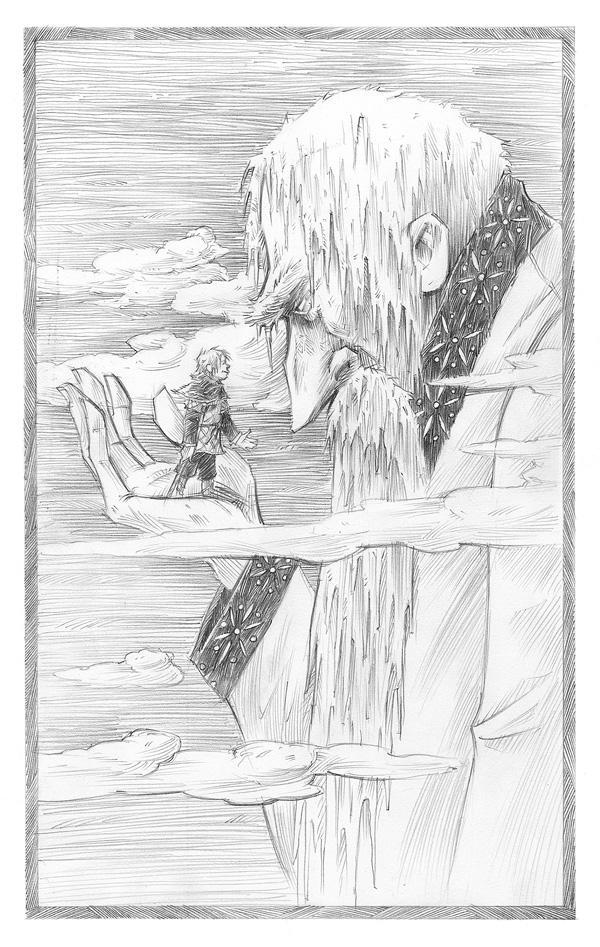 Odd e il gigante di ghiaccio Neil Gaiman