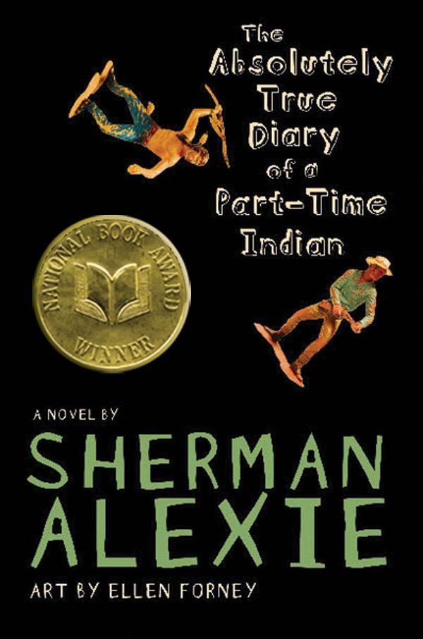 absolutely true diary of a part time The absolutely true diary of a part-time indian pdf bestselling author sherman alexie tells the story of junior, a budding cartoonist growing up on the.