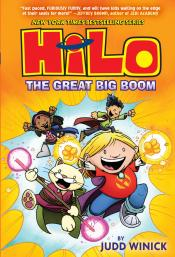 The Great Big Boom: Hilo, Book 3