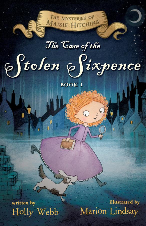 Junior Library Guild The Case Of The Stolen Sixpence The