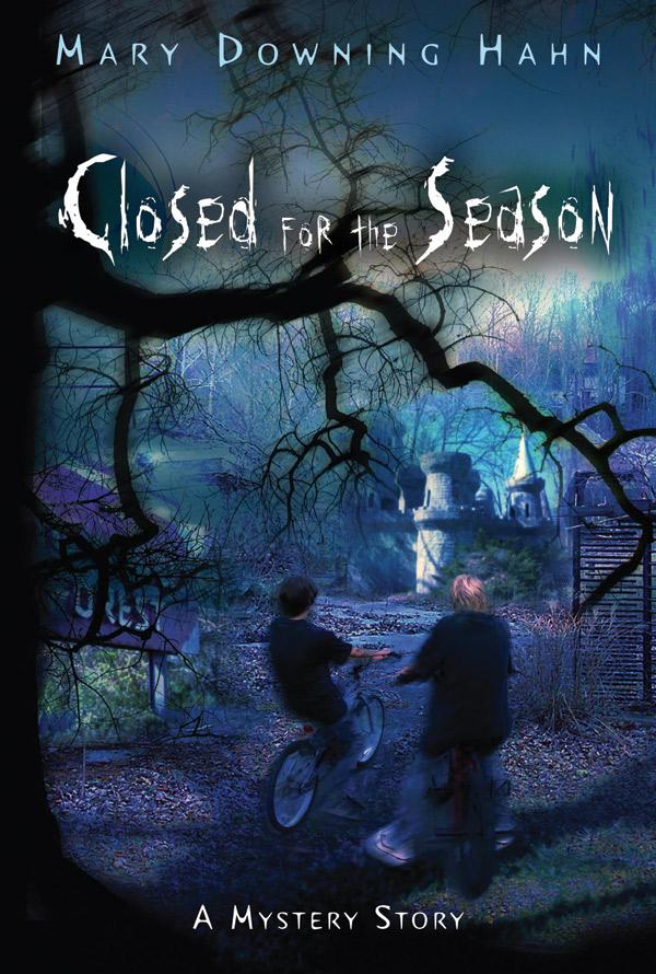 Image result for closed for the season book
