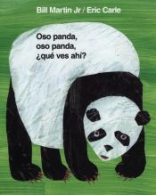 Oso panda, oso panda,  ¿qué ves ahi? (Panda Bear, Panda Bear, What Do You See?)