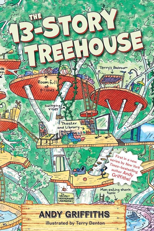 Superb The 13th Storey Treehouse Part - 14: The 13-Story Treehouse
