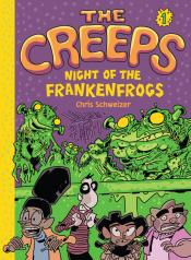 The Creeps, Book 1: Night of the Frankenfrogs
