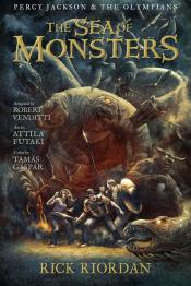 The Sea of Monsters: Percy Jackson and the Olympians: The Graphic Novel