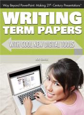 Writing Term Papers with Cool New Digital Tools