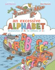 An Excessive Alphabet: Avalanches of As to Zillions of Zs