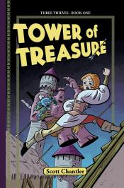 Tower of Treasure: Three Thieves, Book One