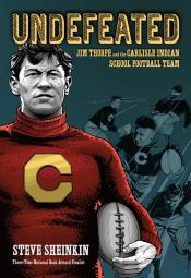 Undefeated: Jim Thorpe and the Carlisle Indian School Football Team (Audiobook)