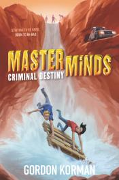 Masterminds: Criminal Destiny (Audiobook)