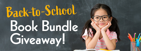 Enter JLG's Back-to-School Book Bundle Giveaway!