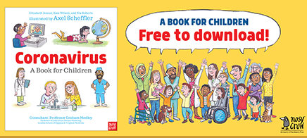 Coronavirus eBook for Children
