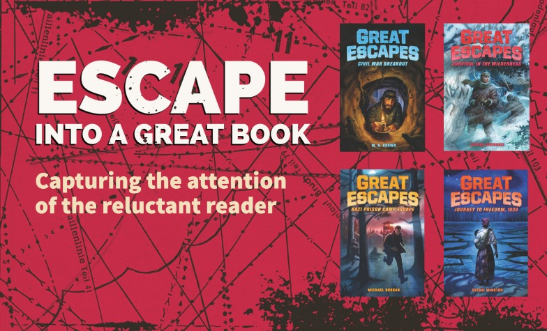 Escape into a Great Book