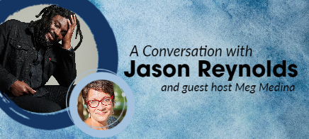 A Conversation with Jason Reynolds