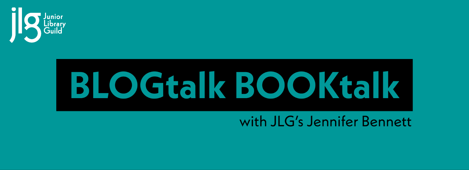 BLOGtalk BOOKtalk with Jennifer Bennett