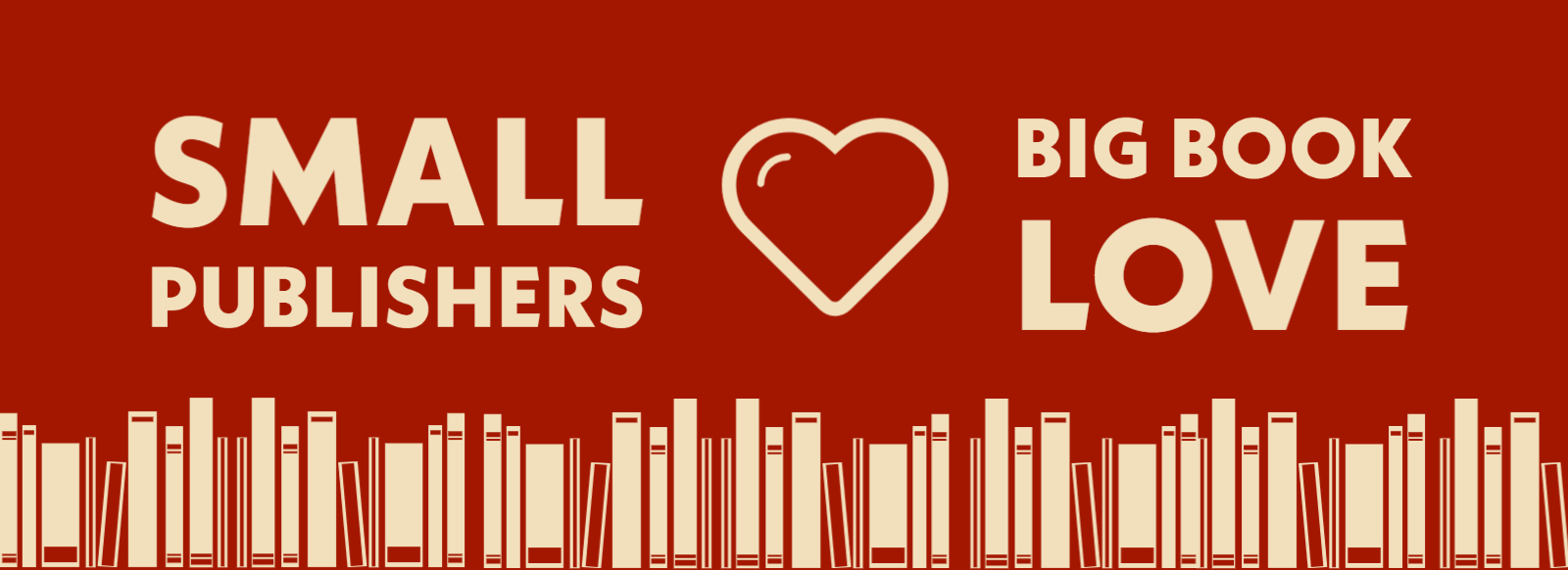 Small Publishers, Big Book Love