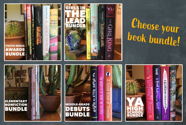 Choose your book bundle!