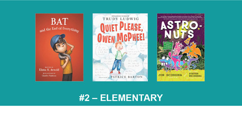 Elementary Book Stack