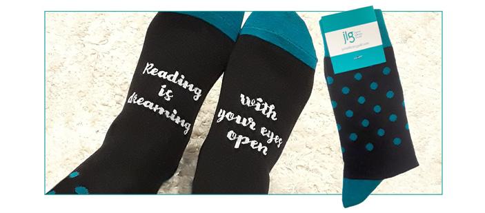 JLG Socks