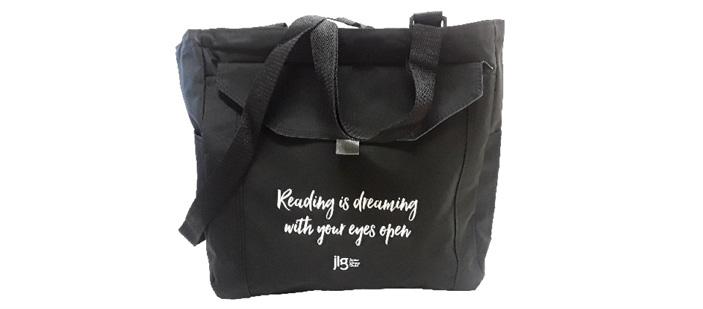 JLG Tote Bag