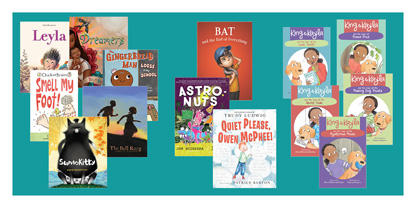 Dec. 3: Elementary Book Stacks