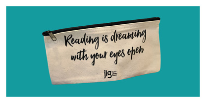 Dec. 5: JLG Pencil Pouch