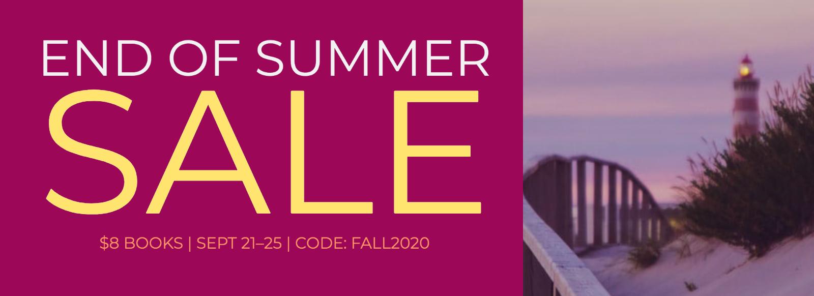 JLG End of Summer Sale