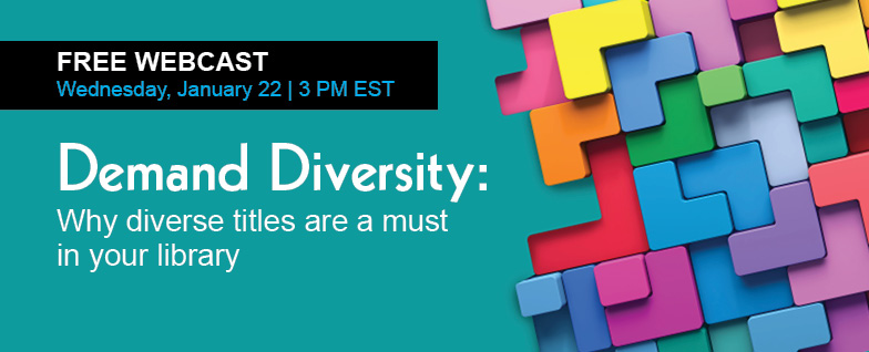 Demand Diversity Webcast Jan 22 at 3 p.m. Eastern