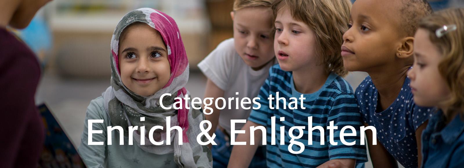 Categories that Enrich and Enlighten