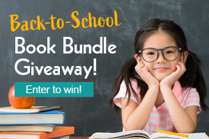 Enter to win our back-to-school book giveaway!