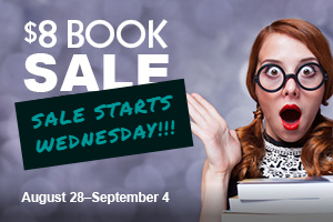 Shop our Back-to-School sale August 28-September 4!