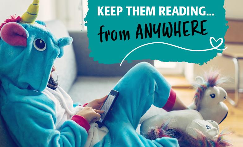 JLG Digital: Keep them Reading