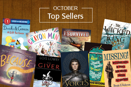 Books that trended in October