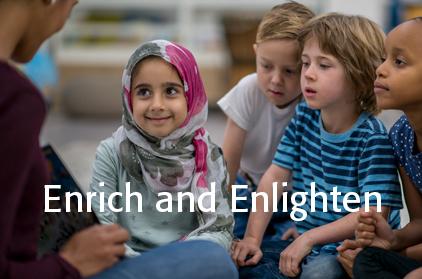 Categories that Enrich & Enlighten