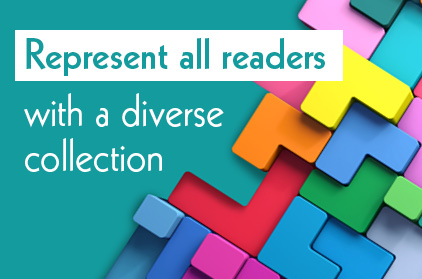 Represent all readers with a diverse collection