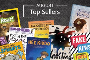 Trending Books from Aug 2019
