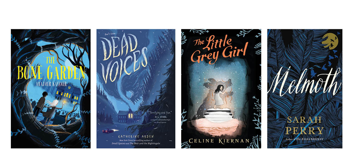 The Haunt They Want: Why Student Readers Are Entranced by Horror & Suspense