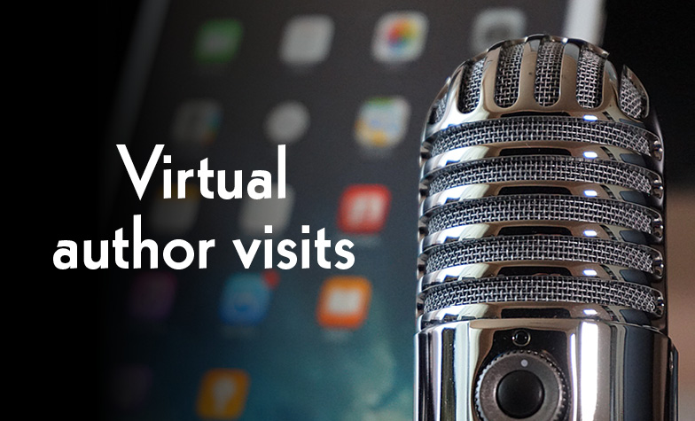 JLG Virtual Author Visits