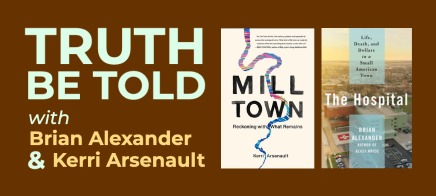 Truth Be Told: Engaging Nonfiction for Teens & Adults