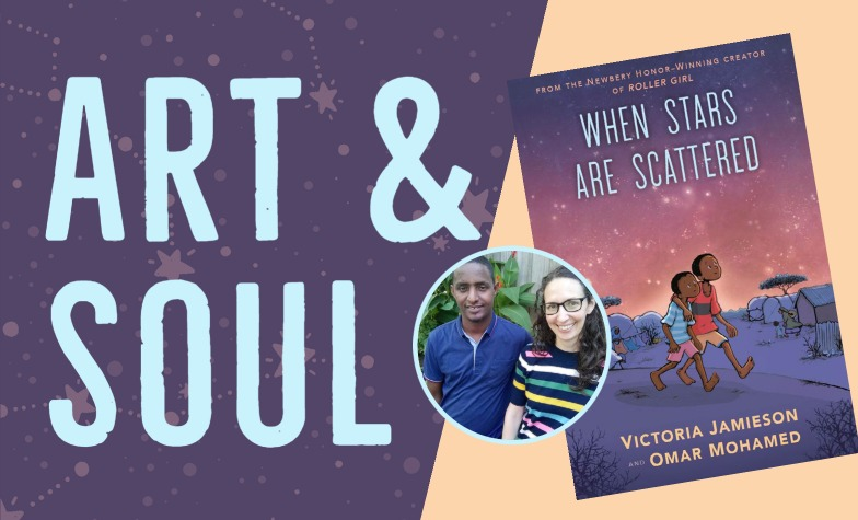 Art & Soul: Giving voices to important stories through graphic novels