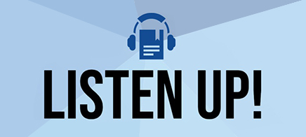 Listen Up! The appeal & importance of audiobooks
