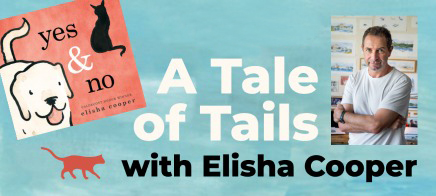 A Tale of Tails with Elisha Cooper