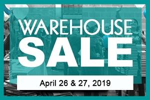 Onsite Warehouse Sale