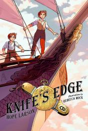 Knife's Edge: Four Points Book 2