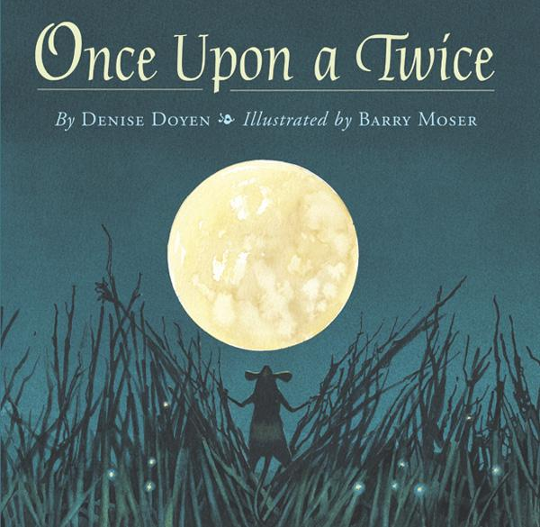 Once upon a twice by Denise Doyen book cover