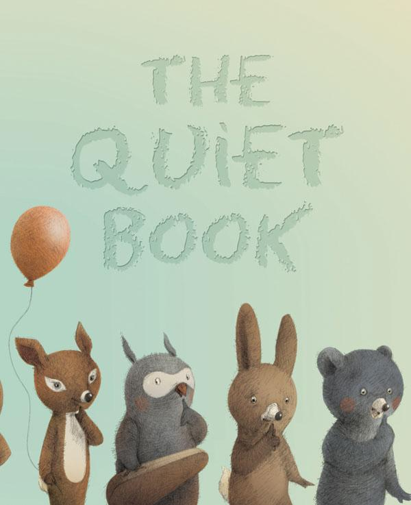 book cover of Quiet Book by Deborah Underwood