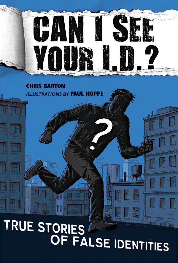 cover of Can I See Your I.D.? by Chris Barton