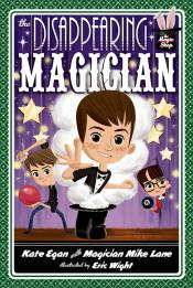 The Disappearing Magician: The Magic Shop