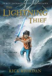 The Lightning Thief, the Graphic Novel: Percy Jackson & the Olympians, Book One