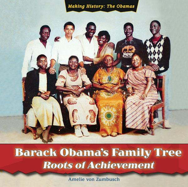 Family Member At Private Viewing Of Columbine High School: Junior Library Guild : Barack Obama's Family Tree By